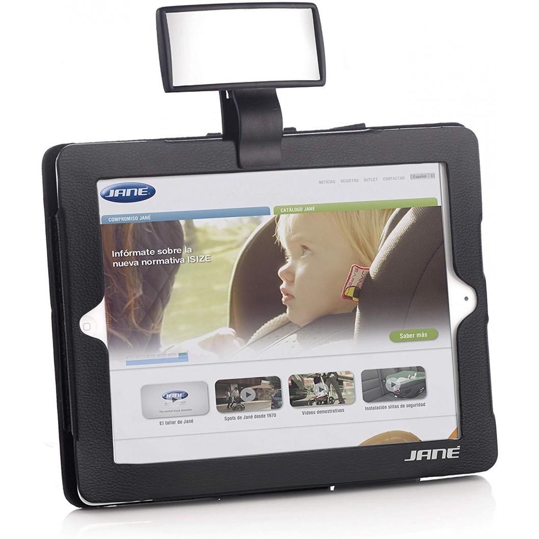 Espejo de Seguridad Jané con Funda para Tablet