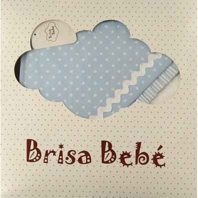 Capa de baño de Brisa Bebé