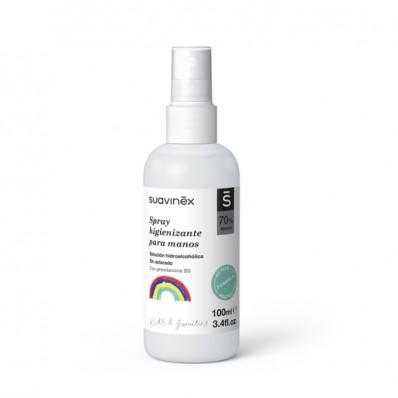 Spray higienizante de manos de Suavinex 100ml