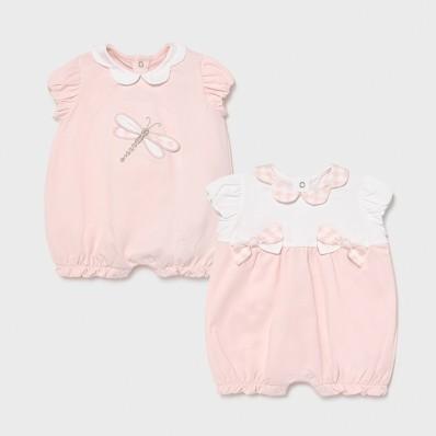 Set de dos pijamas Mayoral talla 1-2