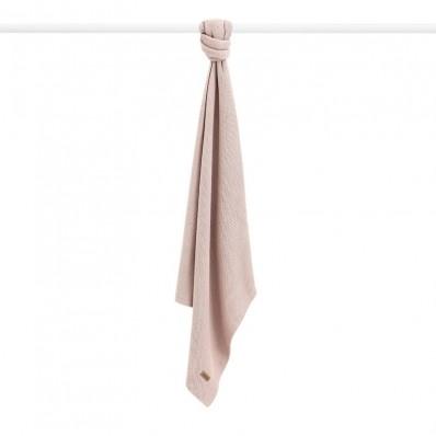 Manta de algodón para bebe basic rosa de Cambrass
