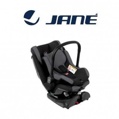 Silla de auto Jane Growy mas Nest Jet Black