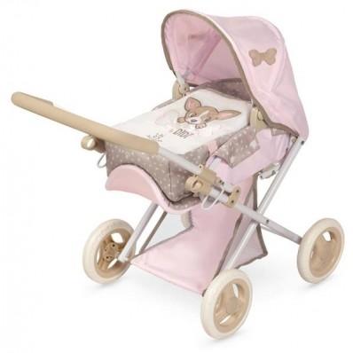 Coche-silla de muñecas 3x1 Peq.  DeCuevas Toys