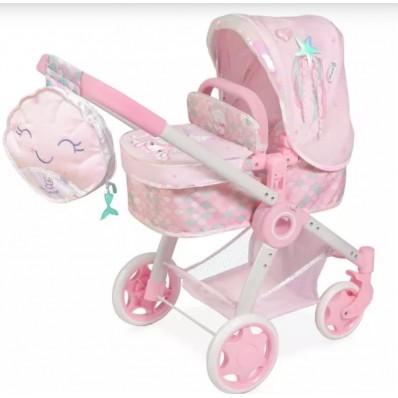 Silla muñecas 4 ruedas de DeCuevas Toys