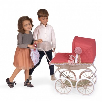 Carro de muñecas Martina