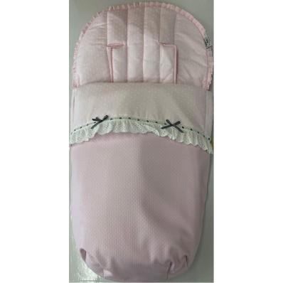 Saco silla Oviedo rosa de Brisa Bebé