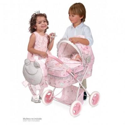 Carro de muñecas plegable Magic Maria