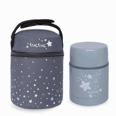 TERMO PAPILLERO TUC TUC WEEKEND CONSTELLATION GRIS