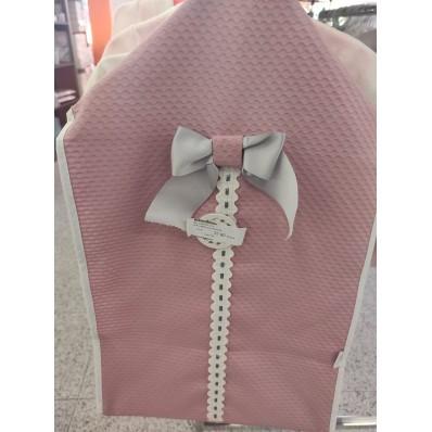 Portapañales Princess de Azul&rosa