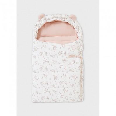Saco de bebe Mayoral Rosa