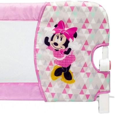 Barrera de cama 150cm Minnie Rosa