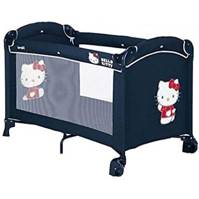 Cuna de viaje BREVI Hello Kitty