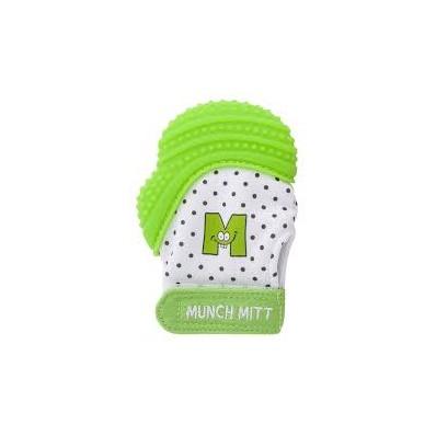 Manopla de dentición verde de Saro