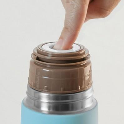 Termo para líquidos azure de Miniland 350ml