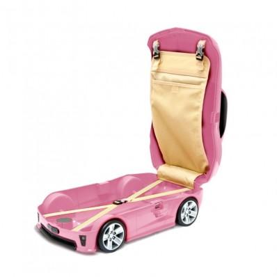 Maleta infantil Chevrolet rosa