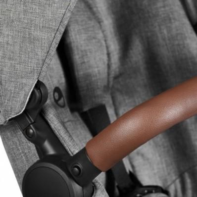 Coche Easywalker Harvey² Exclusive Grey dos piezas