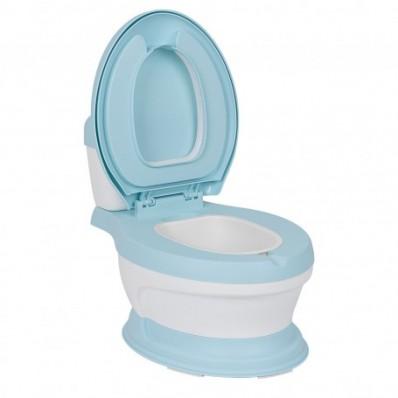 Inodoro Lindo Azul de Kikkaboo